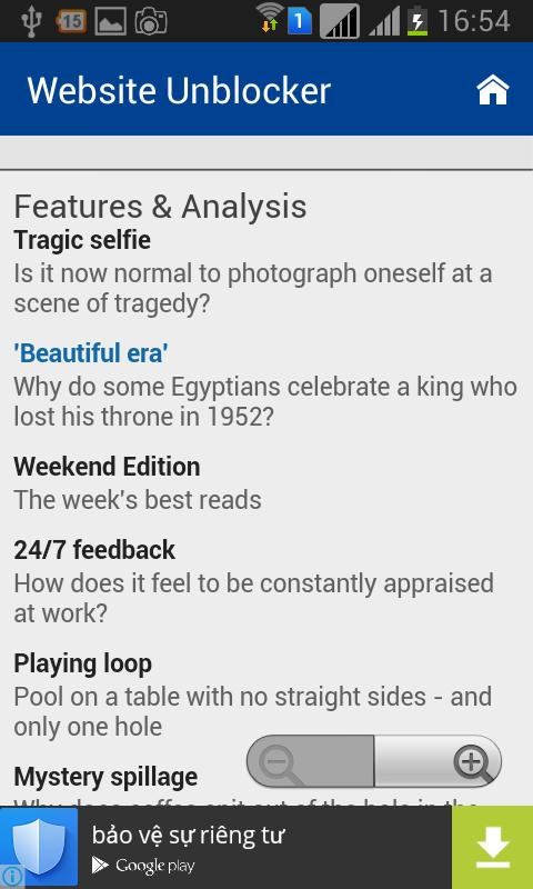website unblocker apk free tools app for android apkpure