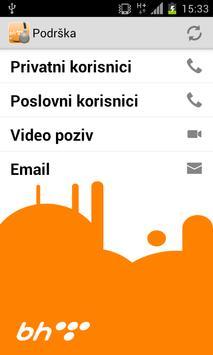 Podrška apk screenshot