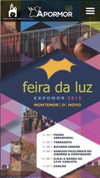 Feira da Luz - Expomor 2015 poster