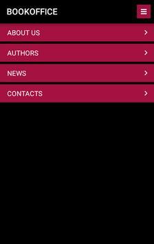 Bookoffice apk screenshot