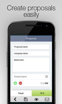 Easy Proposal apk screenshot