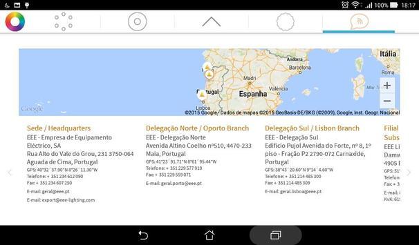 EEE Lighting Solutions apk screenshot