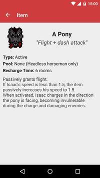 Guide for Binding of Isaac apk screenshot