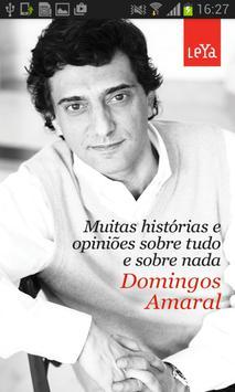 Domingos Amaral poster