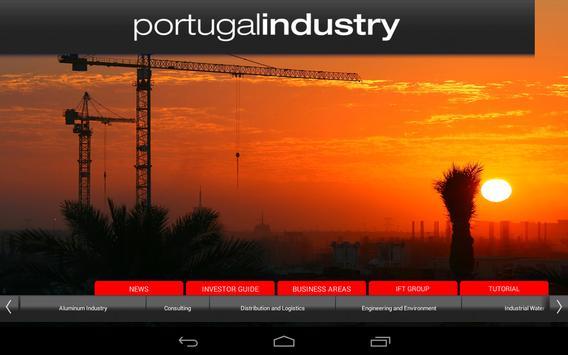 Portugal Industry apk screenshot