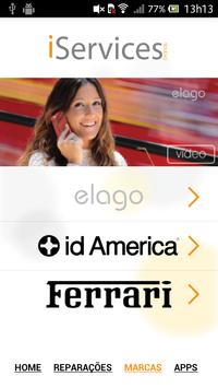iServices apk screenshot