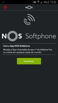 NOS Softphone poster