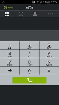 NOS Softphone apk screenshot