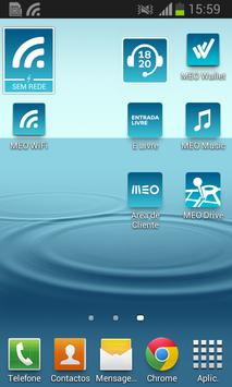 MEO WiFi apk screenshot
