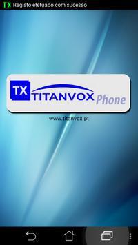 TitanvoX Softphone Free poster