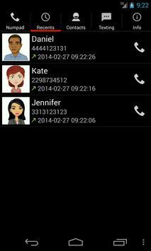 S3Phone - free & lowcost calls apk screenshot