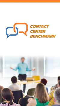 Contact Center Benchmark poster