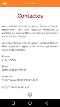 Contact Center Benchmark apk screenshot