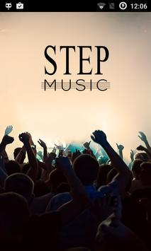 Step Music poster
