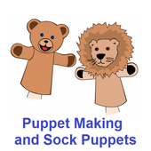 Puppet Making and Sock Puppets icon