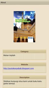 Terjemah Qowaidul Arba' apk screenshot