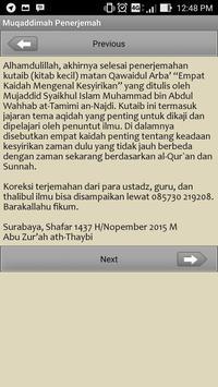 Aqidah Thahawiyah Terjemah apk screenshot