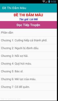 De Thi Dam Mau poster