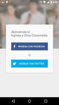 Once CrossMedia apk screenshot