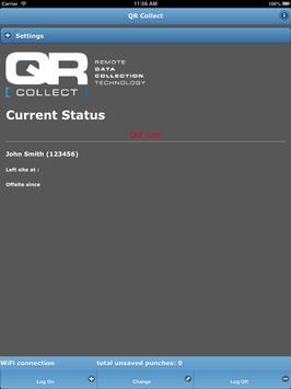 QR Collect apk screenshot