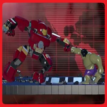 Tricks Lego Marvel Superhero apk screenshot