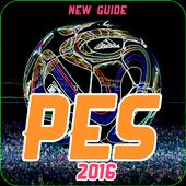 Guide PES 2016 Free icon