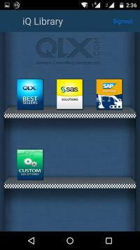 iQ Library (Beta) apk screenshot