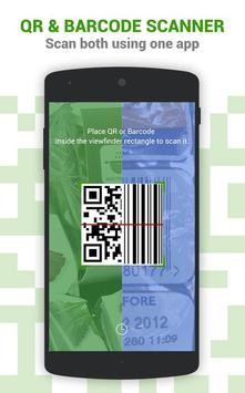 Dolphin QR & Barcode Scanner poster