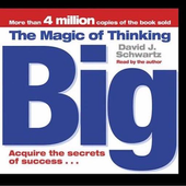 The magic of thinking Big icon