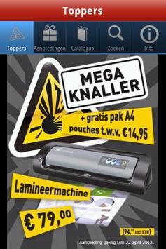 Quantore Kantoorartikelen App poster