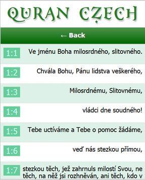 Quaran Czech apk screenshot