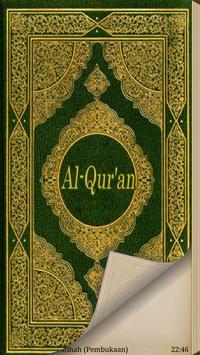 Al-Quran Bahasa Indonesia poster