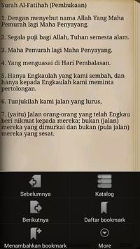 Al-Quran Bahasa Indonesia apk screenshot