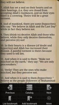 Noble Quran apk screenshot