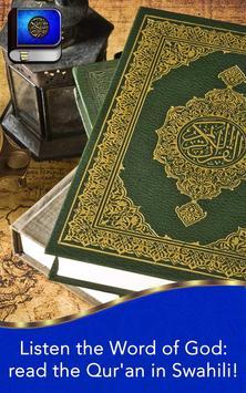 Quran Swahili apk screenshot