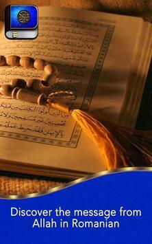 Quran Romanian apk screenshot