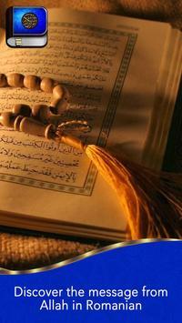 Quran Romanian poster