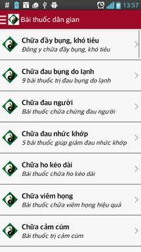 Bai Thuoc - Lam Dep Tu Nhien apk screenshot