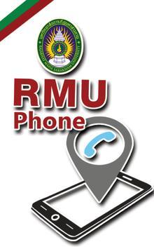 RMU_Phone poster