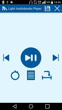 Light Audiobooks Player poster