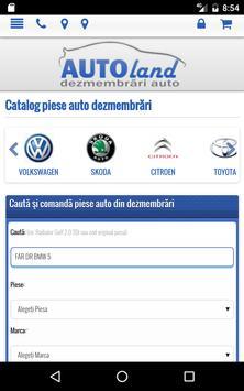 Auto parts Dismantle Romania apk screenshot
