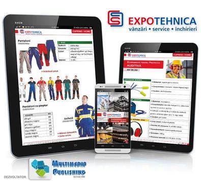 Expo Tehnica protectia muncii apk screenshot