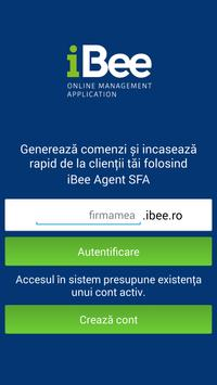 iBee Agent SFA poster