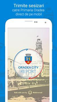 Oradea City Report poster