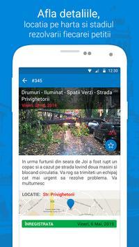 Oradea City Report apk screenshot