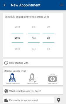 Signal Care Assistant apk screenshot