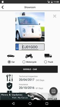 MyCar - Assistant apk screenshot