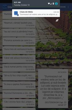 Citate din Biblie - Zilnic apk screenshot