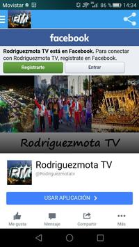 Rodriguezmota TV poster
