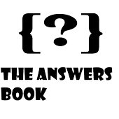 The answers book icon